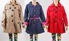 Girls' Trench Coats: Girls' Trench Coats