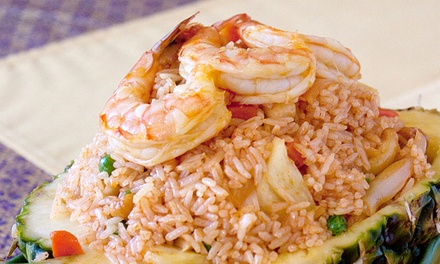 Food and Drinks at Siam Taste (Up to 40% Off). Two Options Available.