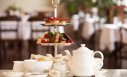 image for Traditional or Sparkling Afternoon Tea for Two at Radisson Blu Durham (Up to 57% Off)