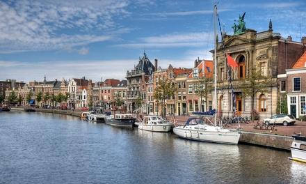 Haarlem: 1, 2 of 3 nachten voor twee bij 4* Van der Valk Haarlem inclusief dagelijks ontbijt en toegang tot fitness