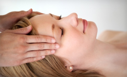 60-Minute Organic Facial or Swedish Massage at Slim Body Wellness Center (Up to 74% Off)