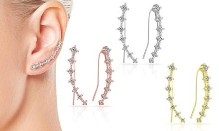 Philip Jones Climber Earrings