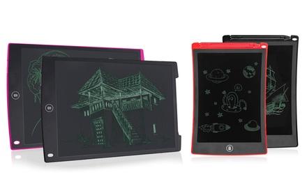Tablet per scrivere e disegnare disponibile in 2 modelli e vari colori