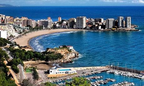 Apartamentos Bernat Primera Linea de Playa.