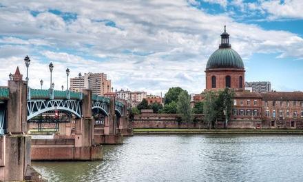 Toulouse: estancia en estudio o apartamento de 2 a 4 personas con desayuno en Zénitude Hotel Residences Métropole