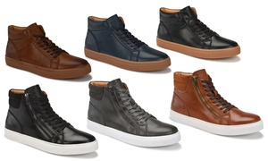 Jach's Men's Lace Up High Top Sneakers