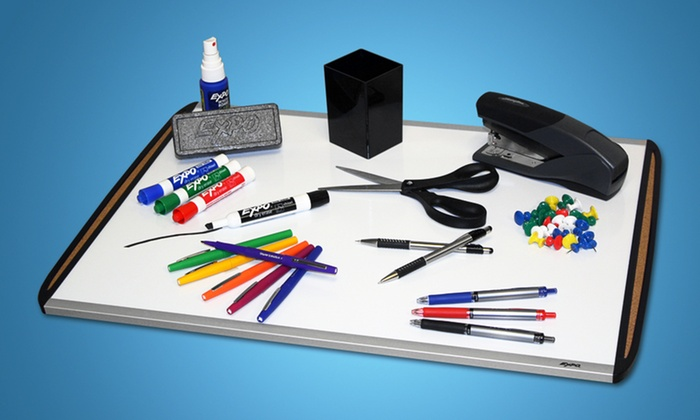 21 Piece Home Office Supplies Kit: $36.99 For A 21 Piece Home Office ...