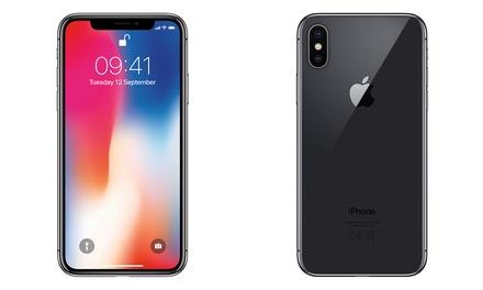 Apple Iphone X   64   Neuf   Garantie 1 an   Ecran Rétina HD 5.8   Double appareil Photo