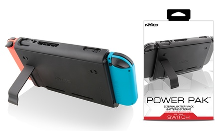 One or Two Nintendo Switch Power Packs