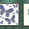 "18""x18"" and 16""x20"" Animal Art Prints on Enhanced Matte Paper"