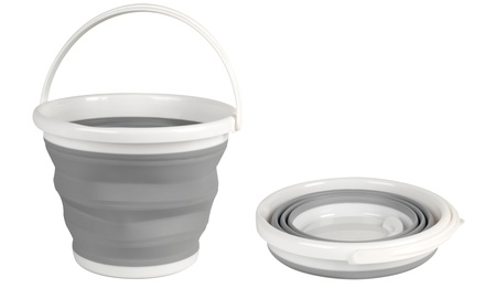 Beldray Grey Collapsible Bucket