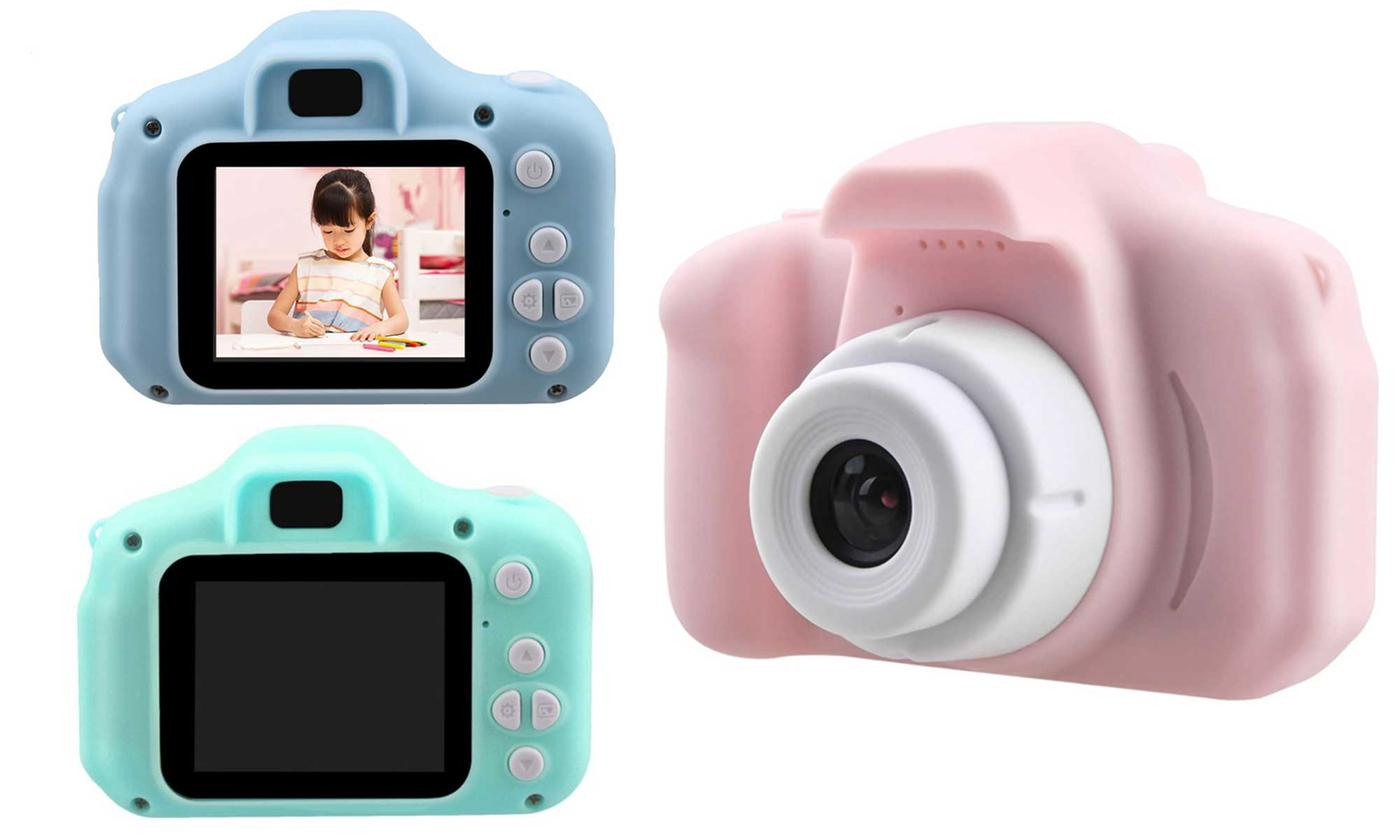 Kids' Mini Camera Toy Rechargeable Digital Camera