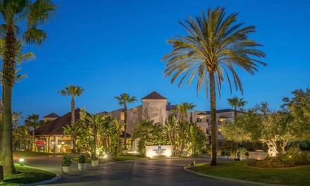 Huelva: apartamento de 1 habitación para 2 personas con media pensión y circuito termal en Precise Resort El Rompido