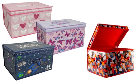 One or Two Jumbo Storage Chests in Choice of Design