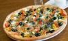 Chrupiąca pizza 30 cm