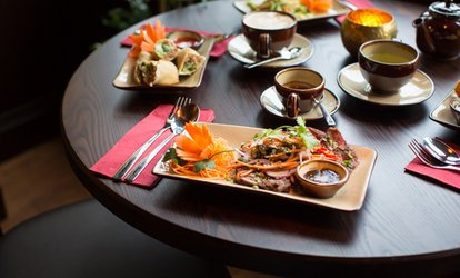 image for Two-Course Lunch with Sides for Two or Four at Koh Noi Winchester (Up to 49% Off)