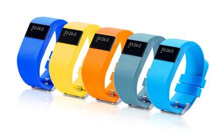 Pulsera deportiva Sunny marca Icarus con podómetro y monitor de sueño