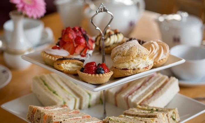 Best Western Milford Hotel - Leeds: Afternoon Tea for Two or Four at Best Western Milford Hotel (35% Off)