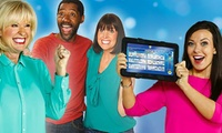 Bingo Session with Chips for Two, Four or Eight People at Gala Bingo, Multiple Locations (Up to 82% Off)