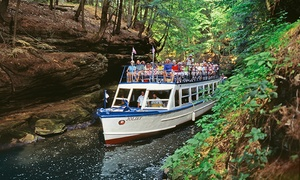 Dells Boat Tours – Up to 17% Off at Dells Boat Tours, plus 9.0% Cash Back from Ebates.