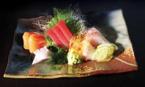 Samourai: Menu prestigieuse découverte ou dégustation en 5 ou 8 services pour 1 ou 2 personnes