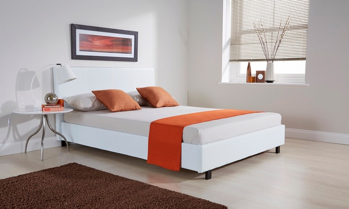 Monte Carlo Bed with Optional Memory Foam Mattress