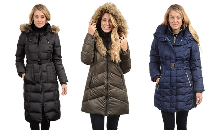 Kensie Women's Down Coats