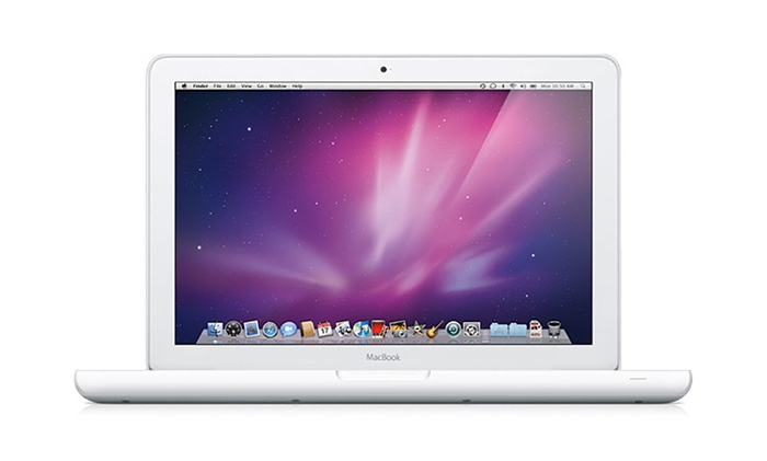 apple macbook a1342 reconditionn groupon. Black Bedroom Furniture Sets. Home Design Ideas