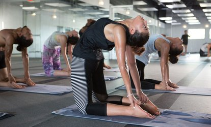 $29  for Seven Bikram <strong>Yoga</strong> Classes at Bikram Hot <strong>Yoga</strong> East Dallas ($140  )