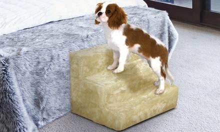 $25 for a ThreeLevel 30cm Portable Pet Step