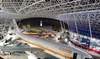 Entrée au Musée Aeroscopia