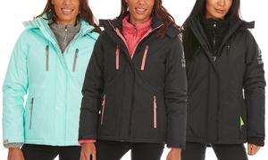 Reebok 3-in-1 Women's Coats