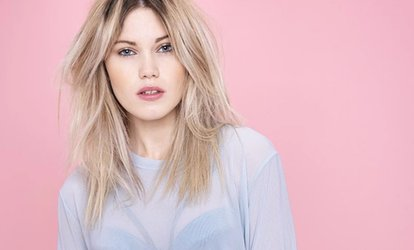 Wash, Cut and Blow-Dry with Conditioning or Half-Head Highlights at Jay London Hair, Flaunt Hairdressing (Up to 73% Off)