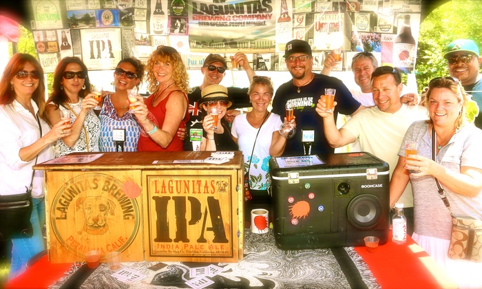 BBQ and Beer Festival - Central Park: $28 for Admission for One to BBQ & Beer Festival on May 6 ($40 Value)