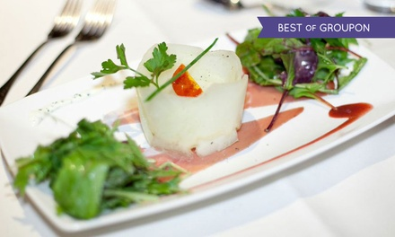 Three-CourseDinner and Live Opera for Two at Bel Canto (54% Off)