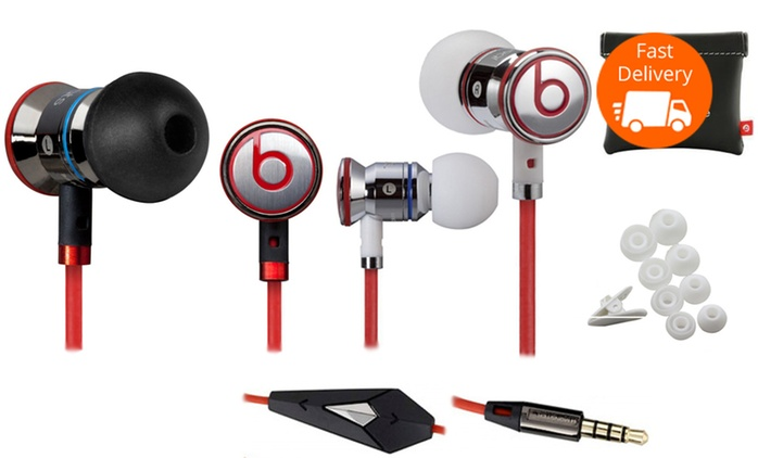 $49 for a Pair of Beats iBeats Earphones with ControlTalk from Monster