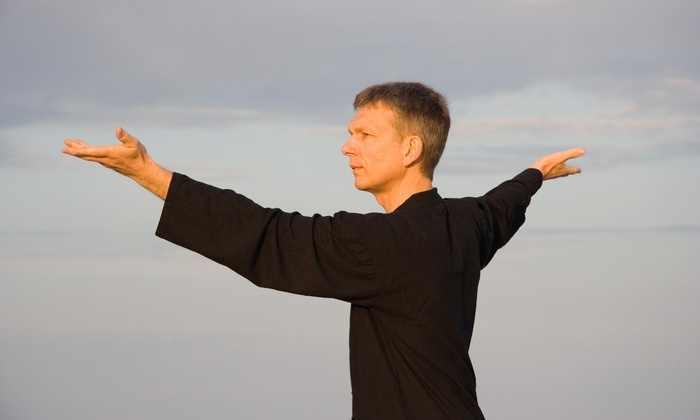 Move In Grace - Chester: Five 60-Minute Qigong Classes from Move in Grace LLC (47% Off)