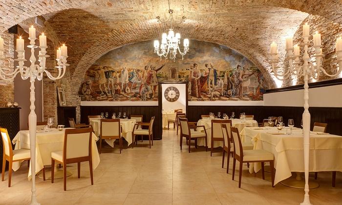 Ristorante lo Scudiero - Pesaro: Menu gourmet di pesce con 6 portate al Ristorante Lo Scudiero a 99 €