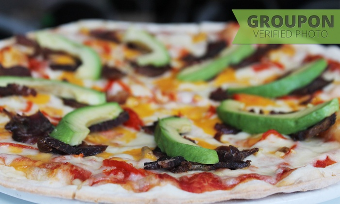 169 On Long - 169 On Long: One Pizza or Burger from R39 for One at 169 On Long (Up to 43% Off)