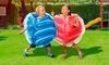 2 costumi da sumo per bambini PMS International