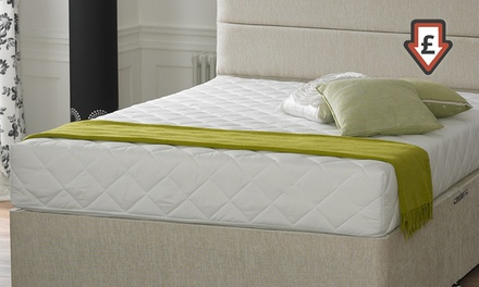 Bonnell Memory 2000 Mattress from £49.99 With Free Delivery (Up to 83% Off)