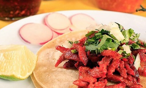 Los Ocampo Mexican Restaurant: $15 for $30 Worth of Mexican Food at Los Ocampo Mexican Restaurant