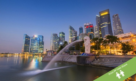 Singapore & Malaysia: $779 Per Person for an 11Night Tour with Accommodation + Transfers with Yettosee Travel and Tours