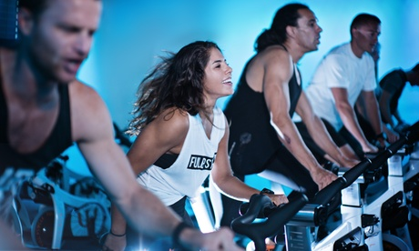 $39 for Five Indoor Cycling Classes at Full Psycle ($100Value)