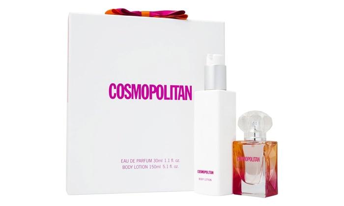Cosmopolitan The Fragrance EDP