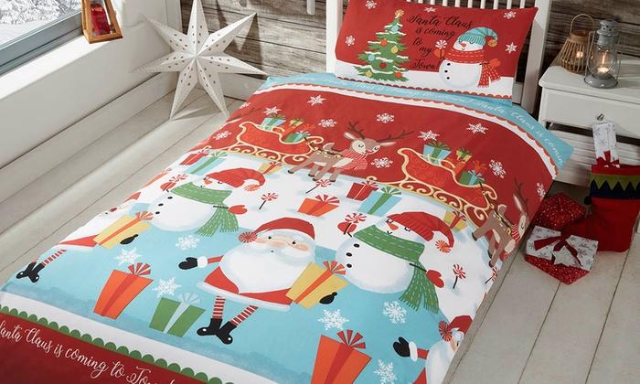Rapport Home Children's Festive Duvet Sets from £10