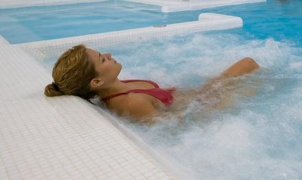 Acceso al circuito spa ilimitado con opción a masaje corporal de 30 minutos para dos desde 11,95 € en Dynastic - Spa