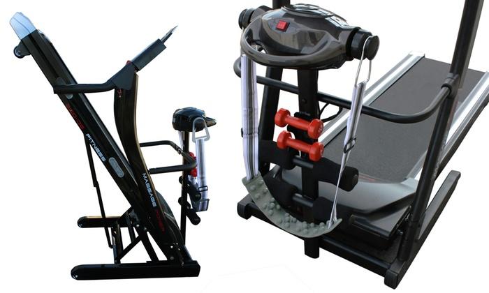 tapis de course pliable avec massage et mp3 groupon shopping - Tapis De Course Pliable