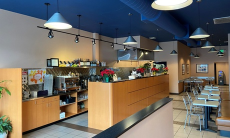 $7 for $10 Toward Food and Drink for Takeout and Dine-In When Available at Fresco Crperie & Caf