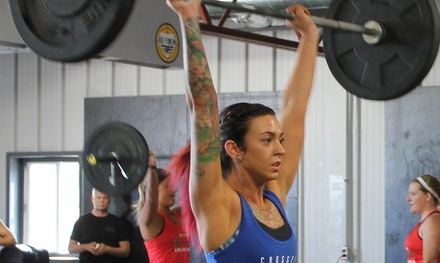 $75 for $250 Worth of CrossFit — CrossFit Ad Finem